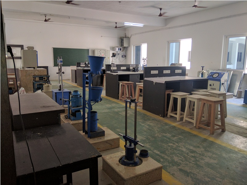 Soil Mechanics Lab