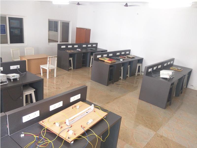 Optical Microwave Laboratory