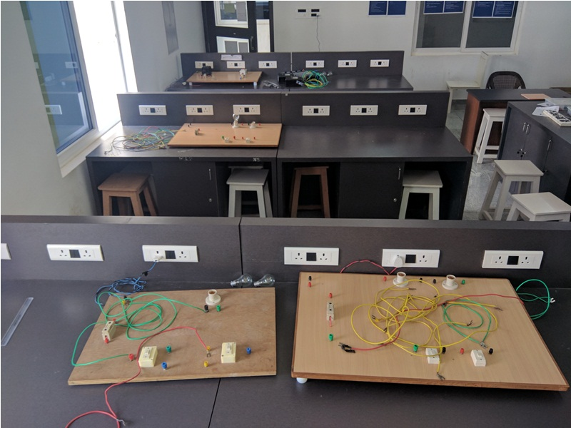 Linear Integrated Circuits Lab