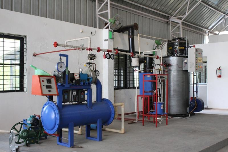 Heat & Mass Transfer Laboratory
