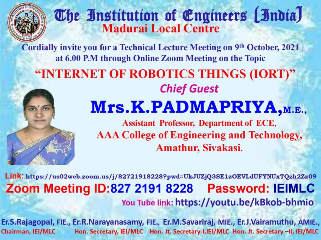 IIC Event